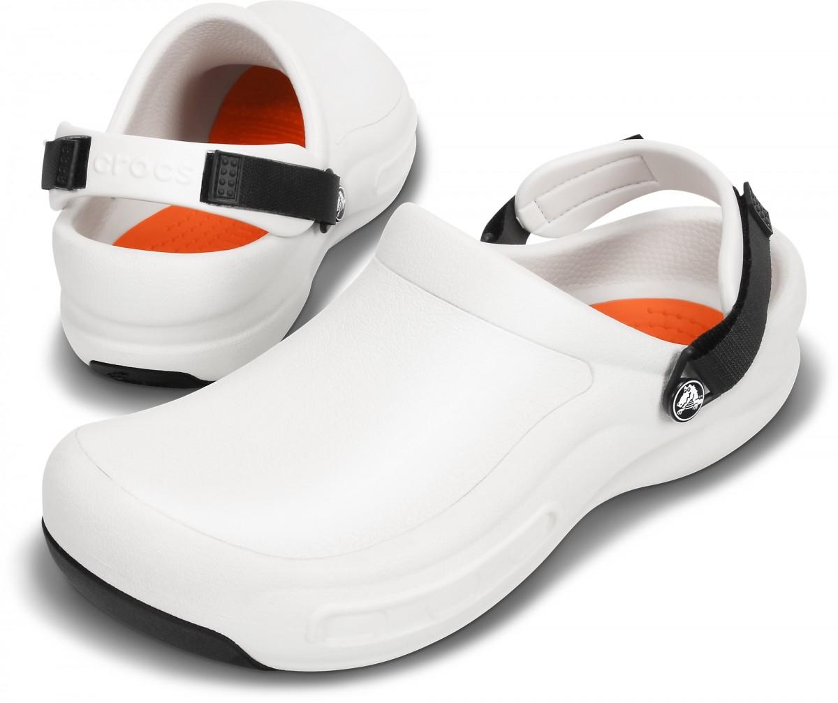 eafc7e3ab73 Pracovní obuv (boty) Crocs Bistro Pro Clog - White