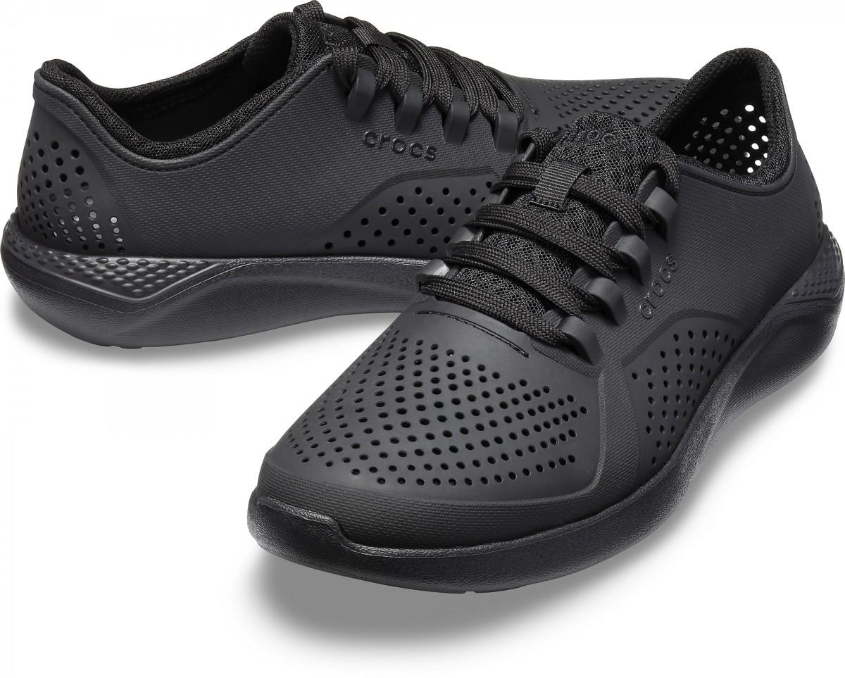 Pánské boty (tenisky) Crocs LiteRide Pacer - Black 352fea8d99