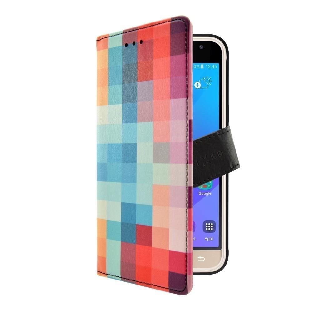 Pouzdro FIXED Opus pro telefon Samsung Galaxy J3 (2016) - NEJCENY.cz d75ed0b69bf