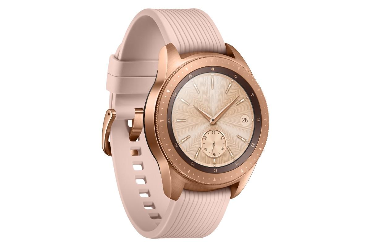 Chytré hodinky Samsung Galaxy Watch R810 d1c60145674