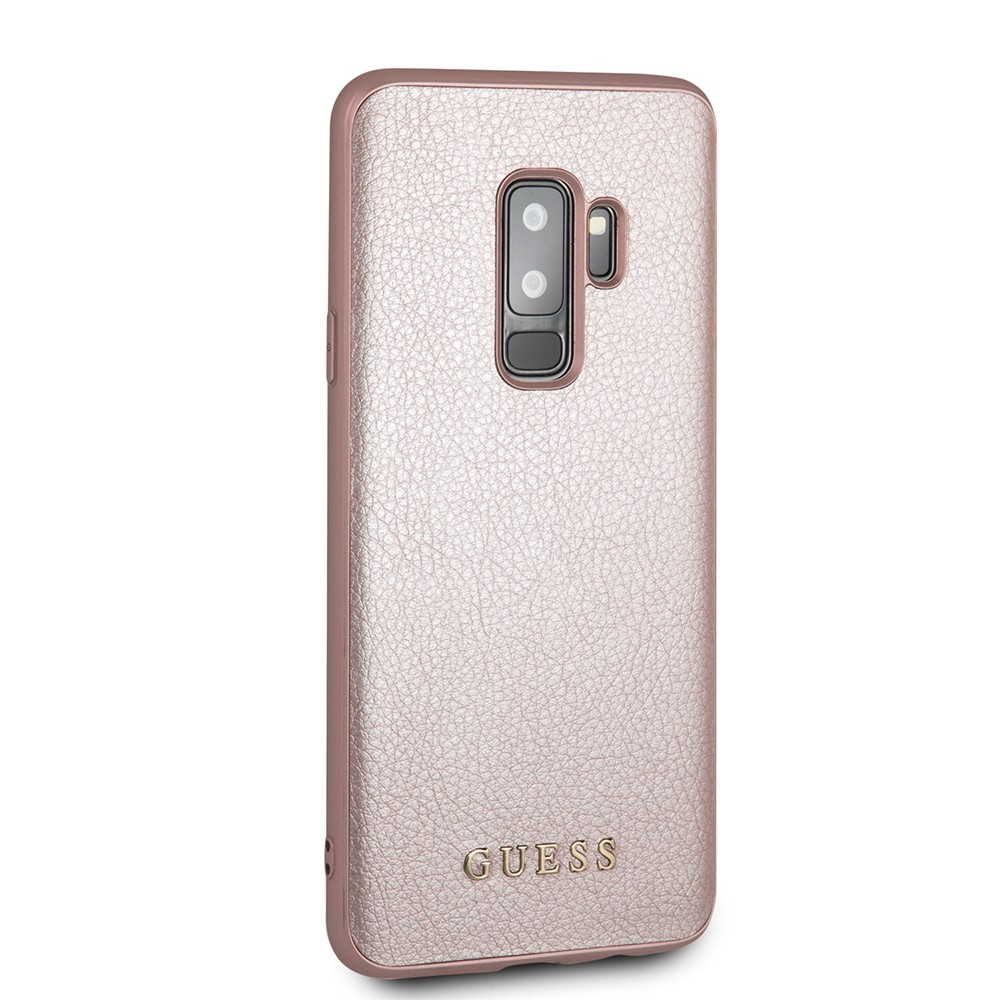 Kryt (obal) na mobil Samsung Galaxy S9 Plus Guess Iridescent Hard Case a5188fbac46