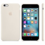 Zadní kryt Apple Silicone Case pro iPhone 6/6S Plus [AnWh 3]