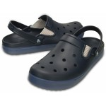 Crocs CitiLane Flash Clog, Navy / Bijou Blue [4]