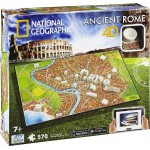 4D City Puzzle Puzzle - Starověký Řím (National Geographic) [1]