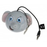 Přenosný reproduktor KitSound Mini Buddy Father Elephant [1]