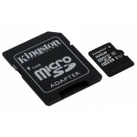 Kingston 32GB Micro SecureDigital (SDHC UHS-I) Card, Class 10 + SD adaptér (SDC10G2/32GB) 1