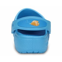 Dětské pantofle (nazouváky) Crocs Fun Lab Lights Fish, Electric Blue [2]