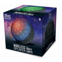 TRUST Dixxo Orb Bluetooth Wireless Speaker with party lights_3