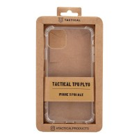 Tactical TPU Plyo Kryt pro Apple iPhone 11 Pro Max Transparent  [4]