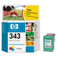 HP no 343 + 60ks 13x18 cm Premium plus photo paper