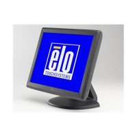 "ELO 1515L 15"" AccuTouch USB/Serial 400:1 250cd 120/100 17ms Black"