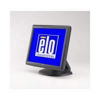 "ELO 1715L 17"" AccuTouch USB/Serial 450:1 250cd 140/123 25ms Black"