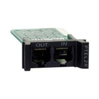 APC Replaceable, rackmout,1U,RS232 surge protect.