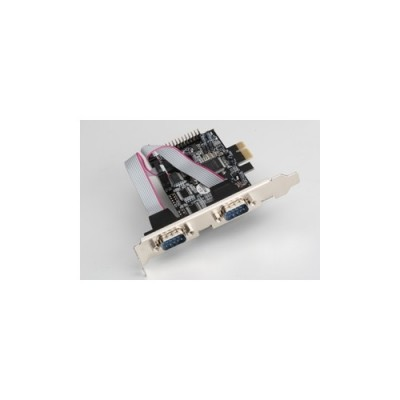 i-tec PCIe 2x serial, 1x parallel card