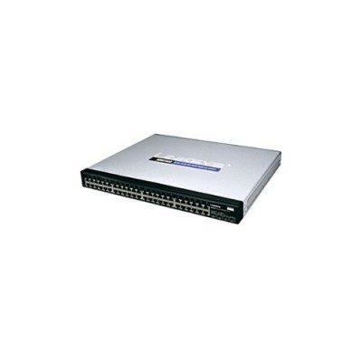 Cisco 48x10/100/1000 Giga Switch,WebView SRW2048