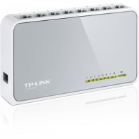 mini switch TP-LINK 8 x 10/100 Mbs + 1 x uplink