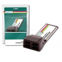 DIGITUS Express Card  4x USB 2.0 porty