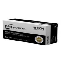 EPSON Ink Cartridge for Discproducer, Black