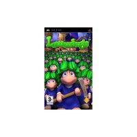 PSP - PLATINUM - Lemmings