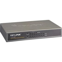 SWITCH TP-LINK TL-SF1008P, POE switch 8x LAN/4xPOE