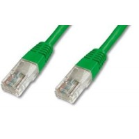 PremiumCord Patch kabel UTP RJ45-RJ45 CAT6 2m zelená