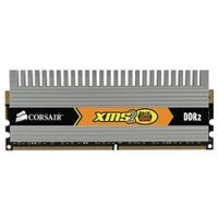 Corsair XMS2 4GB (Kit 2x2GB) 800MHz DDR2, CL5 (5-5-5-18) 1.8V , chladič