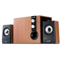 Speaker GENIUS SW-HF2.1 1205 32W maple wood