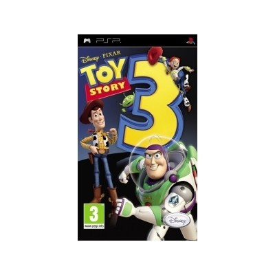 "PSP - ""Essentials"" Toy Story 3"
