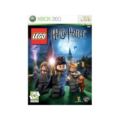 X360 - LEGO Harry Potter: Years 1-4