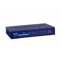 Tenda TEG1008 8xGigabit Switch, Kov, Rackmount