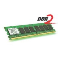 KINGSTON 4GB 667MHz DDR2 ECC Reg with Parity CL5 DIMM Single Rank, x4