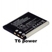 Baterie T6 power NP-120