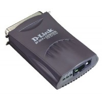 D-Link DP-301P+ Pocket Print Server LAN, 1 LPT
