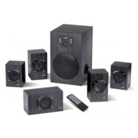 Speaker GENIUS SW-HF5.1 4500 wood 125W black