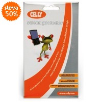 Ochranná fólie Celly Screen Protector pro HTC Wildfire, 2ks
