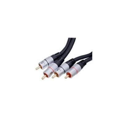 KABEL 2x CINCH  2x CINCH 1.5m - PROFI