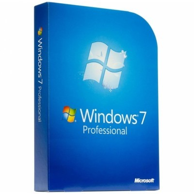 Microsoft Windows 7 Professional SP1 32/64bit., Czech, GGK legaliz. verze