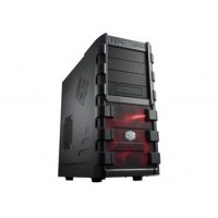 CoolerMaster miditower HAF 912 PLUS, ATX,black