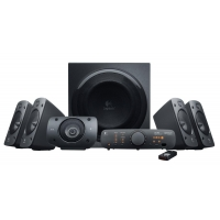 Logitech® Surround Sound Speakers Z906 - sada reproduktorů 5.1