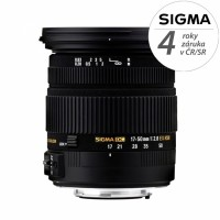 SIGMA 17-50/2.8 EX DC OS HSM Canon EF mount
