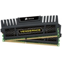 Corsair Vengeance 8GB (Kit 2x4GB) 1866MHz DDR3, CL9 (9-10-9-27),1.5V,chladič,XMP