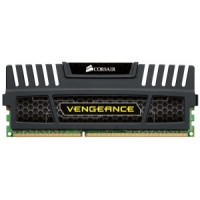 Corsair Vengeance 4GB 1600MHz DDR3, CL9 (9-9-9-24), 1.5V, chladič, XMP