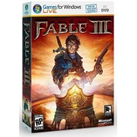Fable 3 PC Win32 CS/EL/HU/SK DVD Case DVD