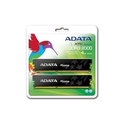 ADATA DDR3  4GB 2000G (2x2GB kit) Gaming Edition