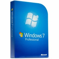 Microsoft Windows 7 Professional SP1 32-bit, CZECH, OEM