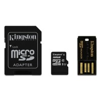 Kingston 32GB Multi Kit Micro SD Class 10