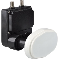 Konvertor Inverto BLACK Pro Twin Monoblock 23mm LNB 4.3°