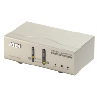 ATEN Matrix video switch, 2x PC - 2x monitor