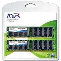 ADATA  DDR 400  1GB Retail Dual Pack