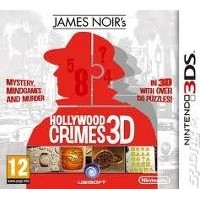 3DS - James Noir's Hollywood Crimes 3D